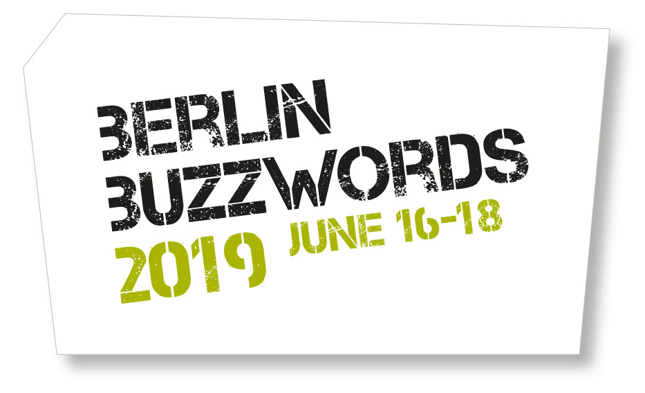 Berlin Buzzwords 2019 Homepage